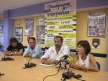Interpeñas ha presentado esta tarde su programación para el Pilar 2016