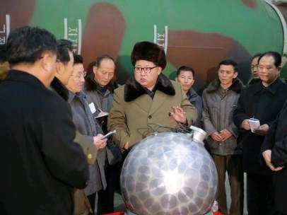 Kim Jong-un: Corea del Norte nuclear