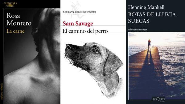 Atwood, Rosa Montero o Aramburu ahuyentan el síndrome posvacacional con sus nuevos libros