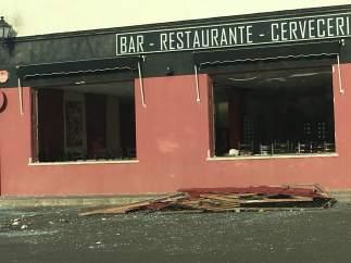 Explosión en Restaurante Molero's