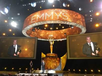 El español Víctor Reyes se lleva el Emmy a la Banda Sonora