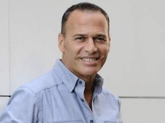 El presentador de televisión Carlos Lozano.