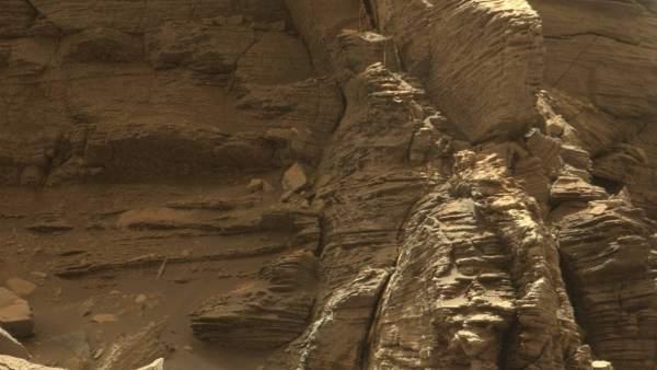 Formaciones en Marte