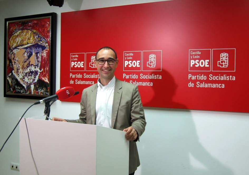 Los parlamentarios socialistas de salamanca abren una for Oficina empleo salamanca