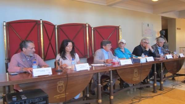 Presentación de Ruta de Derechos Humanos del Camino Primitivo en el Campoamor.