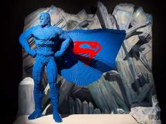 Superman azul