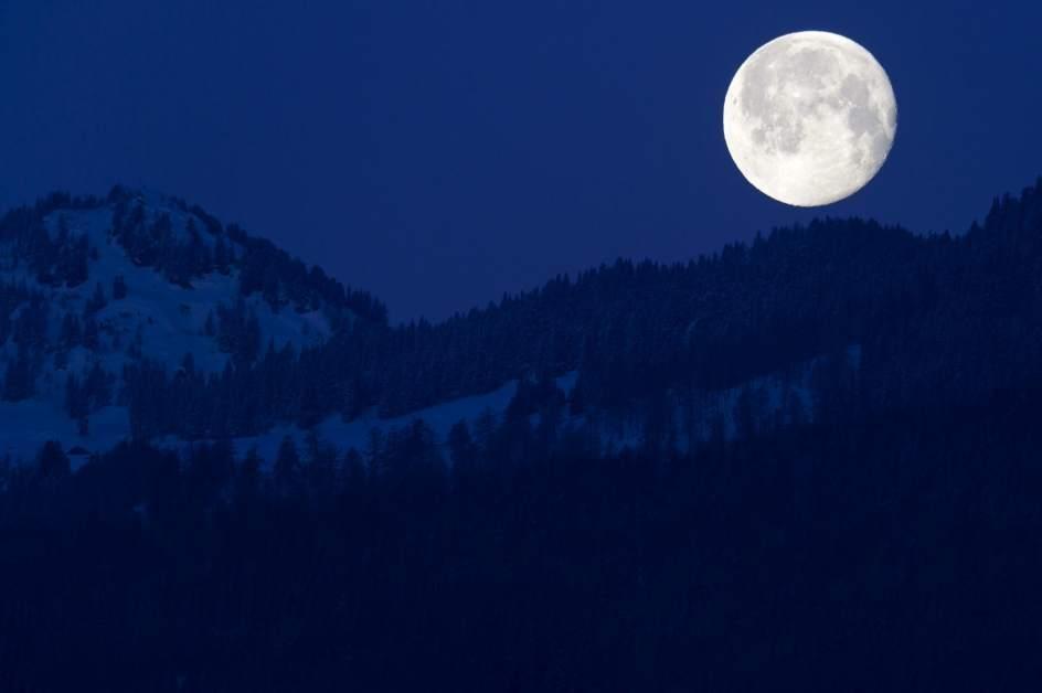 Los grandes terremotos son m s probables cuando hay luna for Que luna estamos ahora