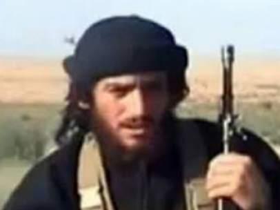 Abu Mohamed al Adnani, portavoz de Estado Islámico.
