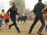 'Pelado' corriendo por Tordesillas