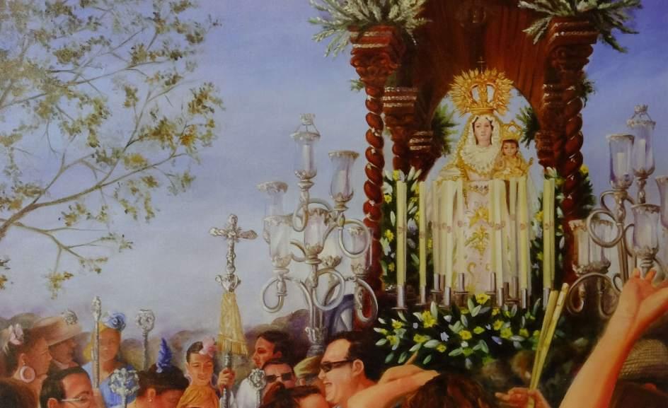 Ciudad jard n celebra su romer a de la alegr a junto con for Distrito ciudad jardin