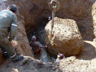 El segundo meteorito más grande del mundo