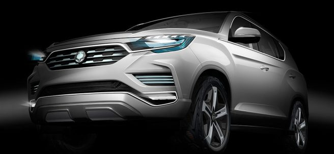 Ssang Yong Concept LIV-2