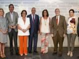 Acto de alcaldes del PP en grandes ciudades antes municipales de 2015 (Archivo)