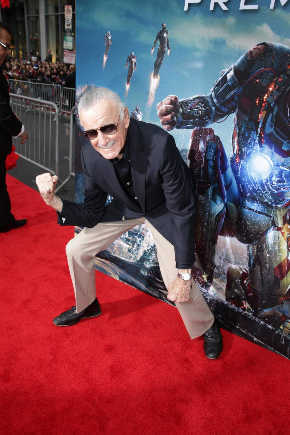 El creador de Marvel, Stan Lee, niega las acusaciones de acoso sexual contra él