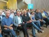 Miembros de la candidatura de Junts pel Sí