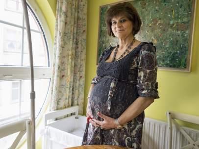 Madre a los 62 años