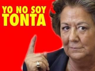 Meme de Rita Barberá