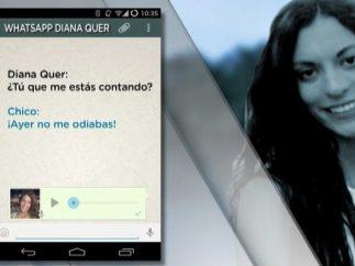 Mensajes de Diana Quer