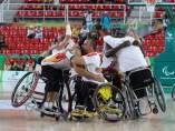 España, baloncesto en silla de ruedas