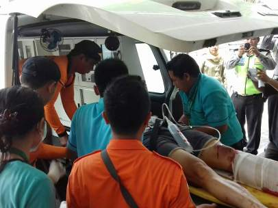 Turista española fallecida en Bali