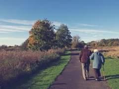 Una pareja británica muere el mismo día después de 77 años de matrimonio