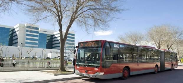 Autobús de la EMT de Valencia