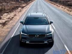 Volvo V90 Cross Country, con ayuda de descenso de pendientes