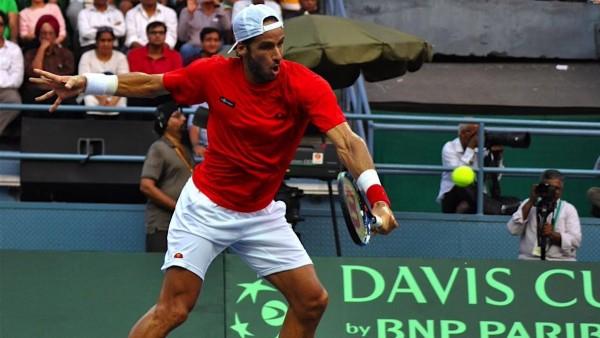 Feliciano López Copa Davis