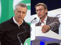 Elecciones 25S: la única mayoría absoluta en juego en Galicia y un abanico de pactos en Euskadi