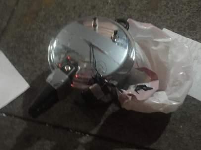 Artefacto explosivo en Nueva York