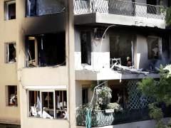 La explosión en un edificio de Premià de Mar fue un crimen machista