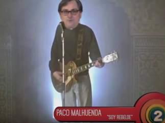 La parodia de Andreu Buenafuente