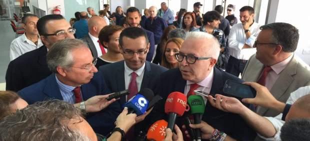 Junta invierte euros en la nueva oficina del sae en for Oficina del sae