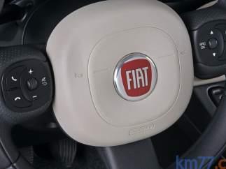 Volante del Fiat Panda