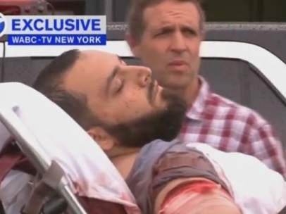 Primeras imágenes del supuesto yihadista de Nueva York