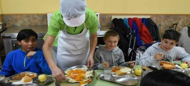 C lm mantiene los precios del servicio de comedor escolar - Precio comedor escolar ...