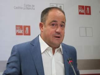 Saez (PSOE) en rueda de prensa