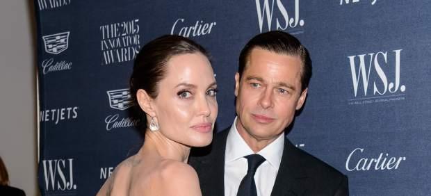 Jolie y Pitt