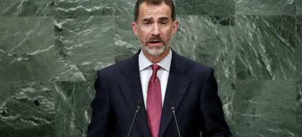 El Rey Felipe en la ONU