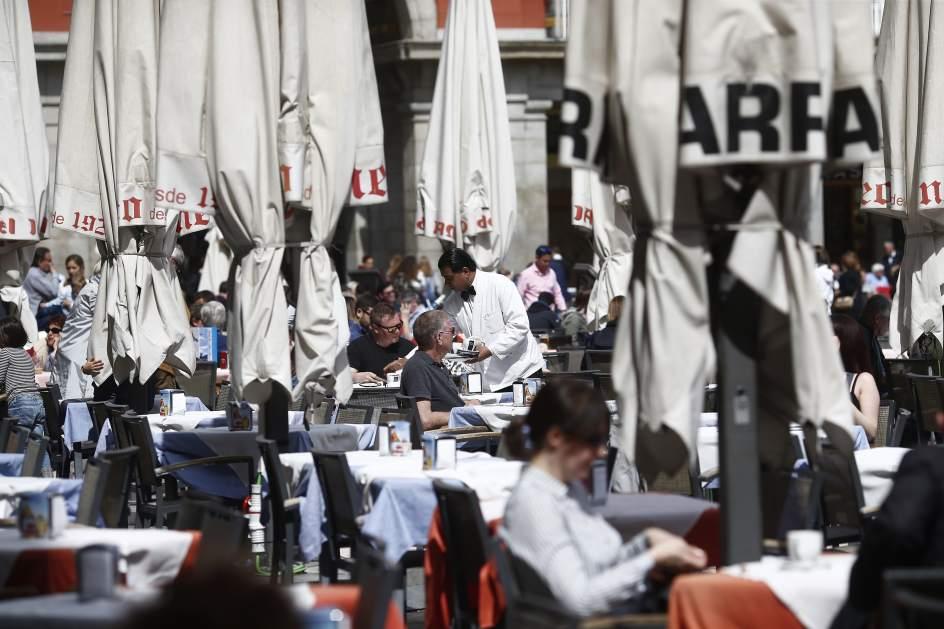La facturación en hostelería creció un 6,8% el pasado año
