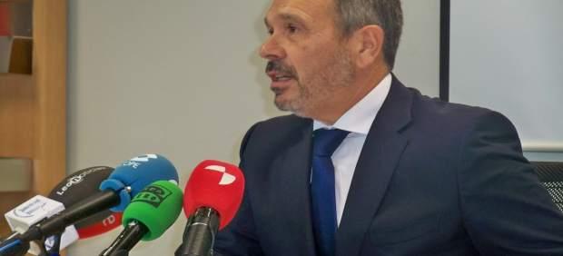 Miguel Rego, director del Incibe.