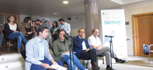 Presentación del Tartufo del CDG