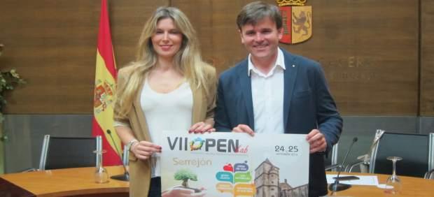 Presentación del VII Open Lab de Serrejón (CC)