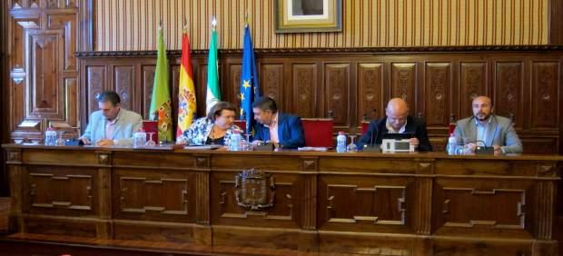 Pleno de debate sobre el estado de la provincia de Jaén 2016.