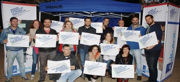 IU apoya a los colectivos en la lucha contra el VIH.