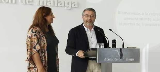 Francisco Salado diputación de málaga vicepresidente primero