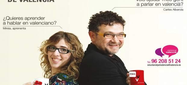 L'Ajuntament de València reforça l'ensenyament del valencià per al personal municipal a través del voluntariat
