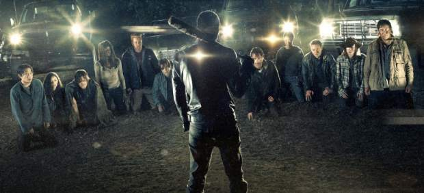Séptima temporada 'The Walking Dead'