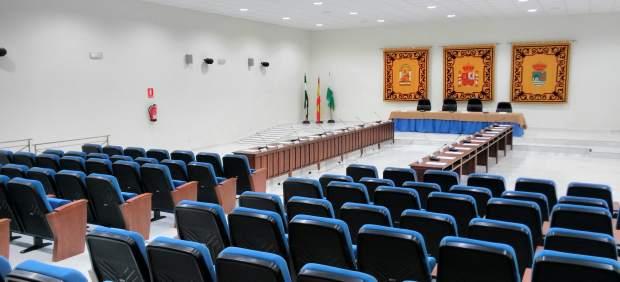 El Ayuntamiento Concluye La Obra Del Nuevo Salón De Plenos En El Palacio De Cong