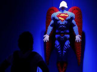 Un Superman casi celestial